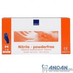 Rękawice Nitrylowe 200szt ABENA