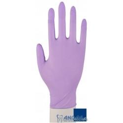 Rękawice Nitrylowe Kolorowe 100szt ABENA