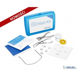 Zestaw Koferdam Endostar EasyDam Kit