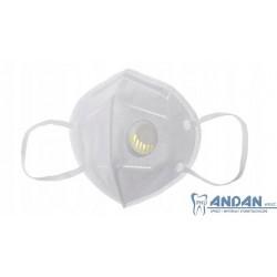 Maska KN95 Z Filtrem