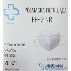 Maseczki FFP2 NR Polskie 5 Warstw