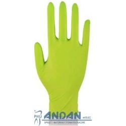 ABENA Rękawice Nitrylowe XS 100 sztuk