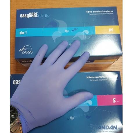 Rękawice Nitrylowe 200 sztuk Easycare
