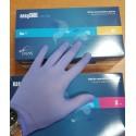 Rękawice Nitrylowe M 200 sztuk Easycare