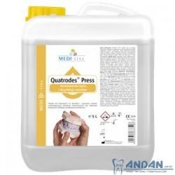 Quatrodes Press 5L Dezynfekcja Wycsków Medi-line