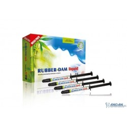 Koferdam Rubber-Dam Liquid 4x1,2ml
