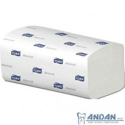 Ręcznik Biały Składany