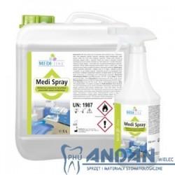 Medi-Spray 5l Dezynfekcja Powierzchni