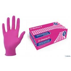 Rękawice Fuksja