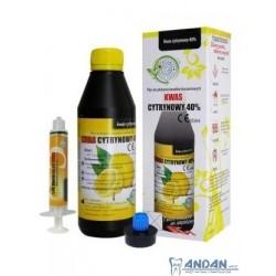 Kwas Cytrynowy 40% 200 g