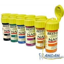 Nici Retrakcyjne Best Cord Nano CERKAMED-Nasączone