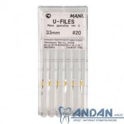 Ultrasonic Files MANI